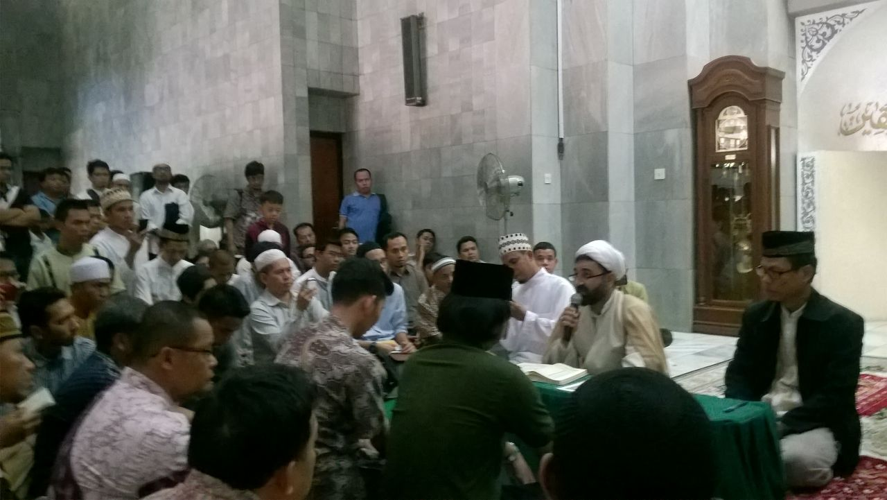 سفر حجت الاسلام والمسلمین احمدی شاهرختی به اندونزی