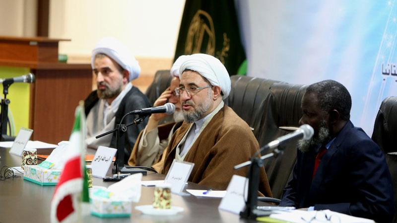 گزارش برگزاری روز دوم هم اندیشی اندیشمندان ایران , هندوستان و موریتانی