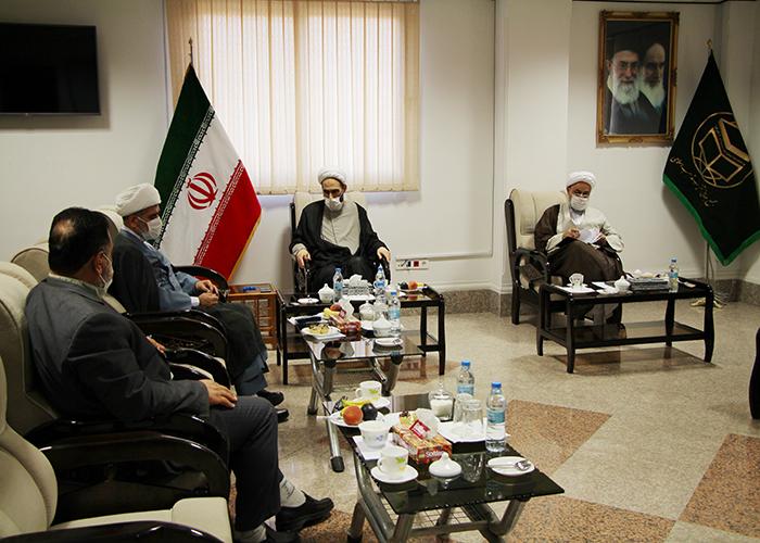 سومین جلسه اتاق اندیشه ورز مجمع جهانی تقریب مذاهب اسلامی در قم برگزار شد