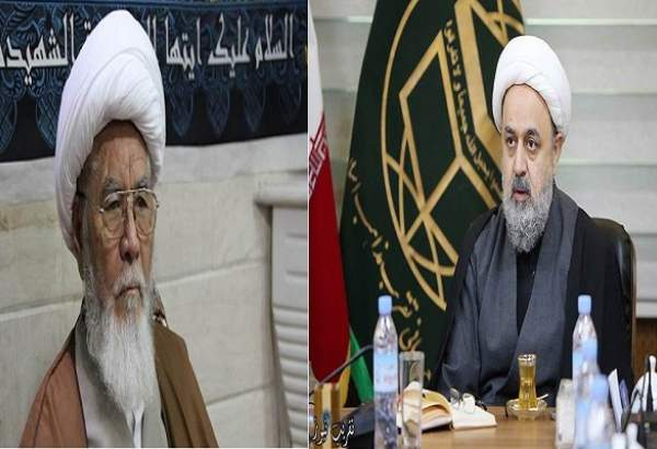 گفتوگوی تلفنی حجت الاسلام والمسلمین شهریاری با رئیس شورای سراسری علمای شیعه افغانستان